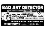 Bad Art Detector T-Shirt