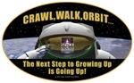 Crawl, Walk, Orbit