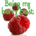 Being my berry best