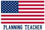 Ameircan Planning Teacher