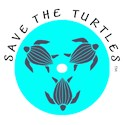 Save the turtles logo