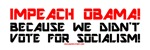 Current Events Miscellaneous Bumper Stickers