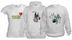 Great Dane T-shirts & Sweats