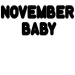 NOVEMBER BABY