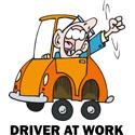 Driver T-shirt, Driver T-shirts