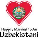 Happily Married Uzbekistani