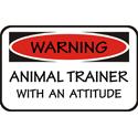 Animal Trainer T-shirt, Animal Trainer T-shirts