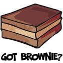 Brownie T-shirt, Brownie T-shirts