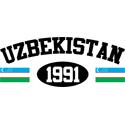 Uzbekistan 1991