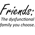 Friends Dysfunction