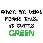 Idiot Green