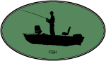 Fish (euro-green)