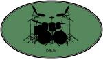 Drum (euro-green)