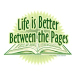Life is better between the pages