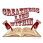 Greatness Lies Within