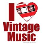 Vintage Music Love