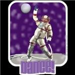Dancin' Astronaut