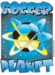 Soccer Planet Soccer Ball