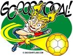 Goal Soccer Gal