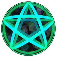 Leafy Pentacle