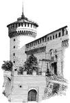 'Sforza Castle'