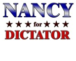 NANCY for dictator