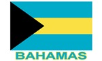 Flag of The Bahamas (labeled)