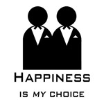 Happiness is my choice-Gay marriage