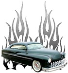 GREY FLAME MERC