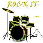 ROCK IT-DRUMS