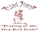 Please Start!!-Hot Rod Gods
