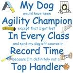 Agility Champion JAMD