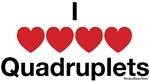 I Love Quadruplets