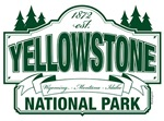 Yellowstone Green Sign Design