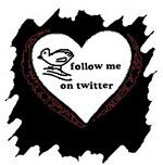 follow me on twitter items