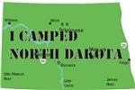 I Camped North Dakota