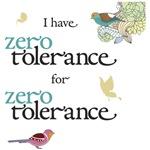 Zero Tolerance, Birds
