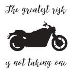 Greatest Risk Moto Script