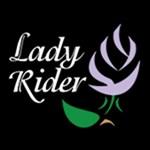 Lilac Rosebud Lady Rider