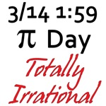 Pi Day - Totally Irrational!