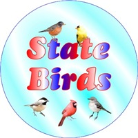 <b>STATE BIRDS</b>
