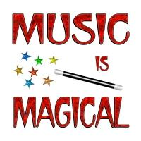 <b>MUSIC IS MAGICAL<b/>