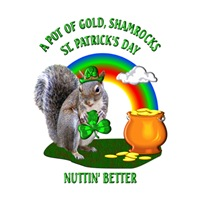 <b>SQUIRREL ST. PATRICK'S DAY</b>