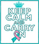 Hereditary Breast Cancer Keep Calm Carry On
