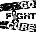 Melanoma Go Fight Cure Shirts