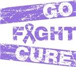 Hodgkins Lymphoma Go Fight Cure Shirts