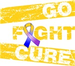 Bladder Cancer Go Fight Cure Shirts