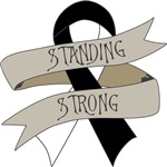 Carcinoid Cancer Standing Strong Shirts