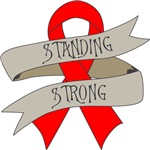 Blood Cancer Standing Strong Shirts