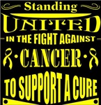 Testicular Cancer Standing United Shirts